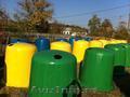 Containere gunoi de 1100l plastic